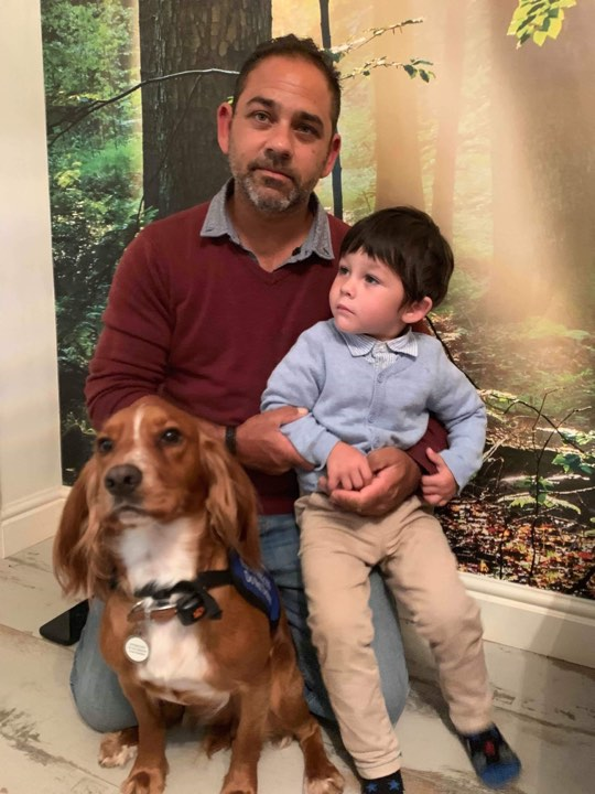Anodver Family and Assistance Dog refused entry to shop