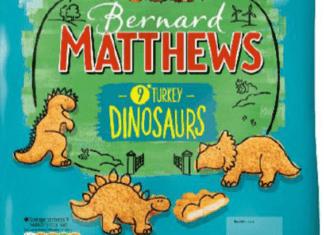 Turkey Dinosaurs Recall