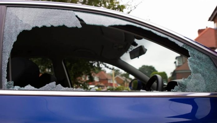 Vehicle Thefts in Andover on An Increase