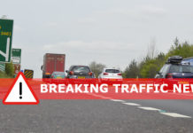 Delays on A303 Eastbound