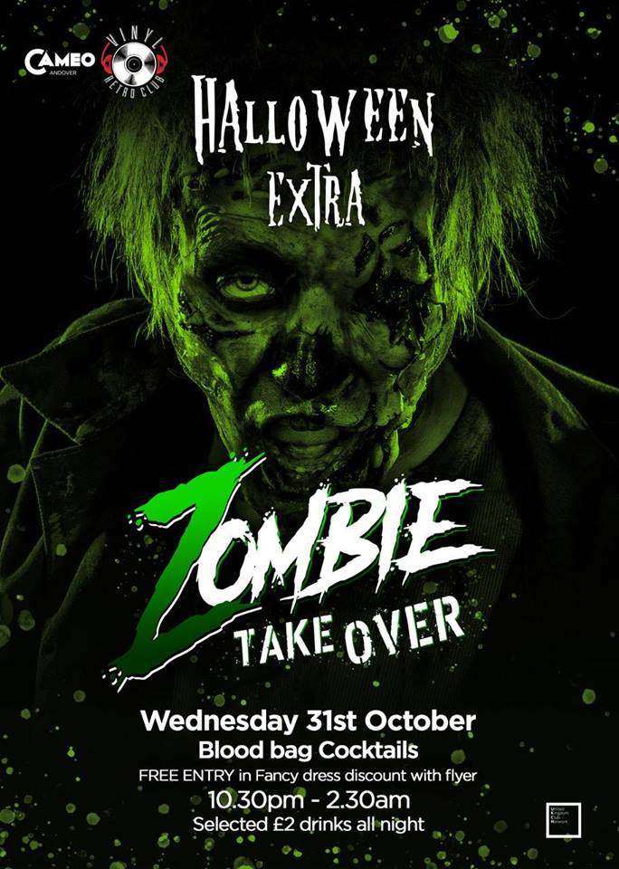 Andover Zombie Takeover