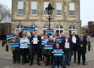 Andover conservatives manifesto