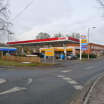 Esso Garage Tidworth