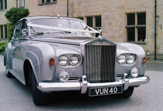 Choosing the Perfect Wedding Car