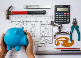 How to do a home renovation on a budget