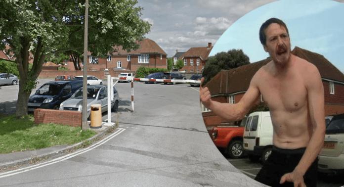 Lugershall car park attack