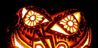 Bourne Valley Inn are Searching for the Best Carved Pumpkin