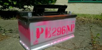 """Hampshire Police urge """"Paint it Pink"""" campaign"""