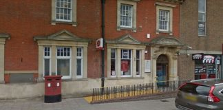 Andover Post Office moving