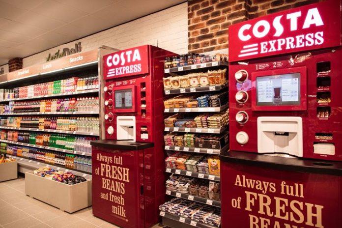 Costa Free Andover