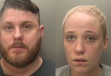 Couple jailed for abusing young boy