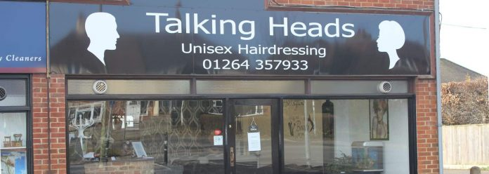 Talking heads on Weyhill Road