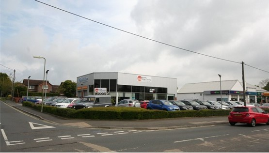 Andover Used Car Centre Closes