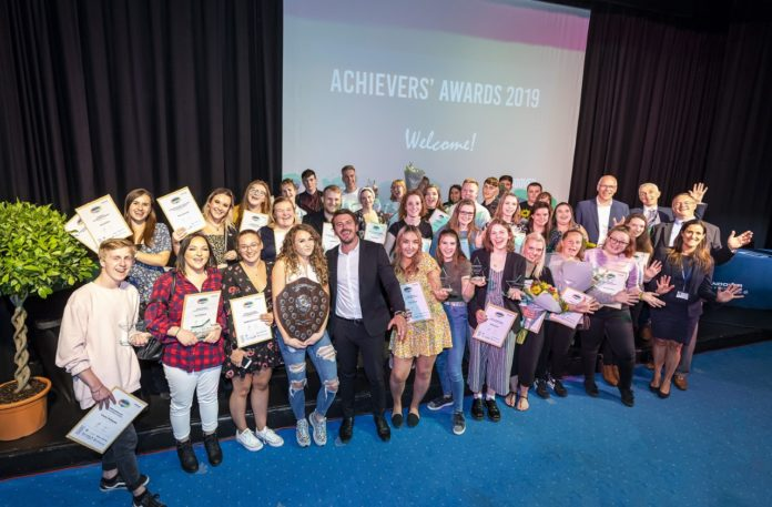 Andover college awards